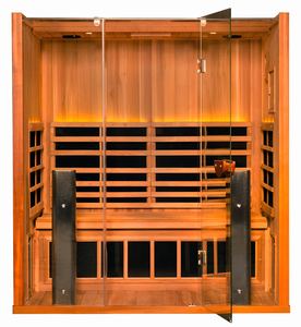 Infrared Sauna Clearlight Sanctuary 3 front