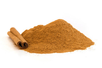 Natural Zing Organic Cinnamon Powder - Different Quantities Available