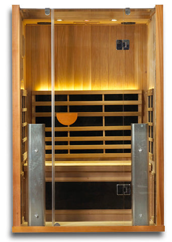 Clearlight Sanctuary 2 Full Spectrum Infrared 2 Person Sauna SAVE $400 + FREE SHIPPING