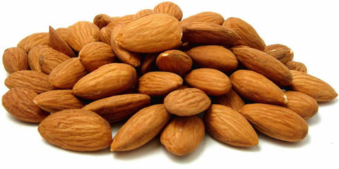 Natural Zing Raw Organic Sproutable Almonds - Different Quantities Available