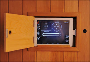 Infrared Benefits Clearlight Sauna
