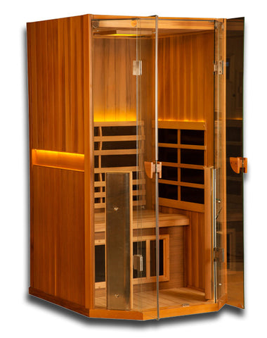 Sanctuary 1 Infrared Sauna 1 person
