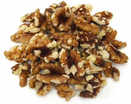 Natural Zing Raw Organic Walnuts - Different Quantities Available