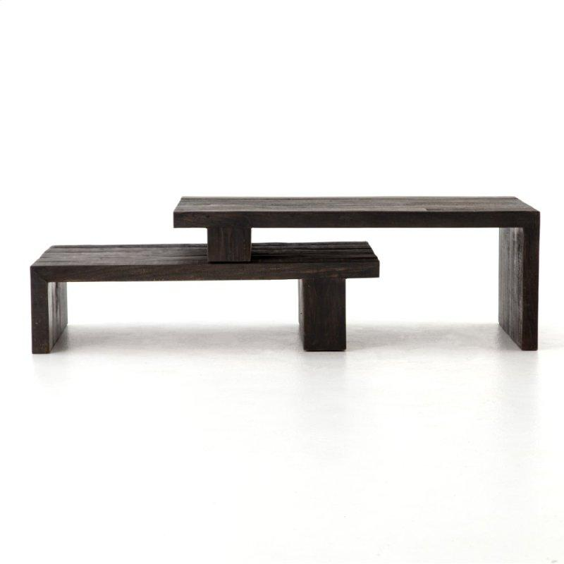 Black Nesting Coffee Table