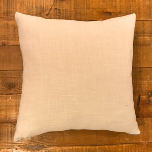 Geode Pillow 20x20 - Blue