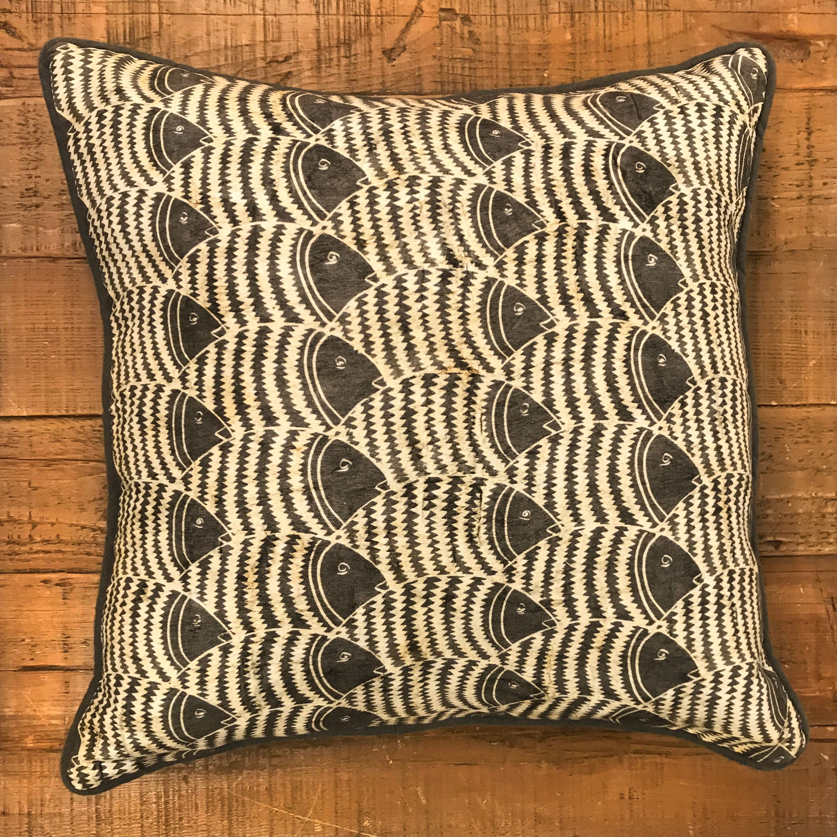 Bonefish 18x18 Pillow