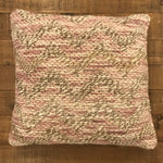 Lilac Beige 22x22 Pillow