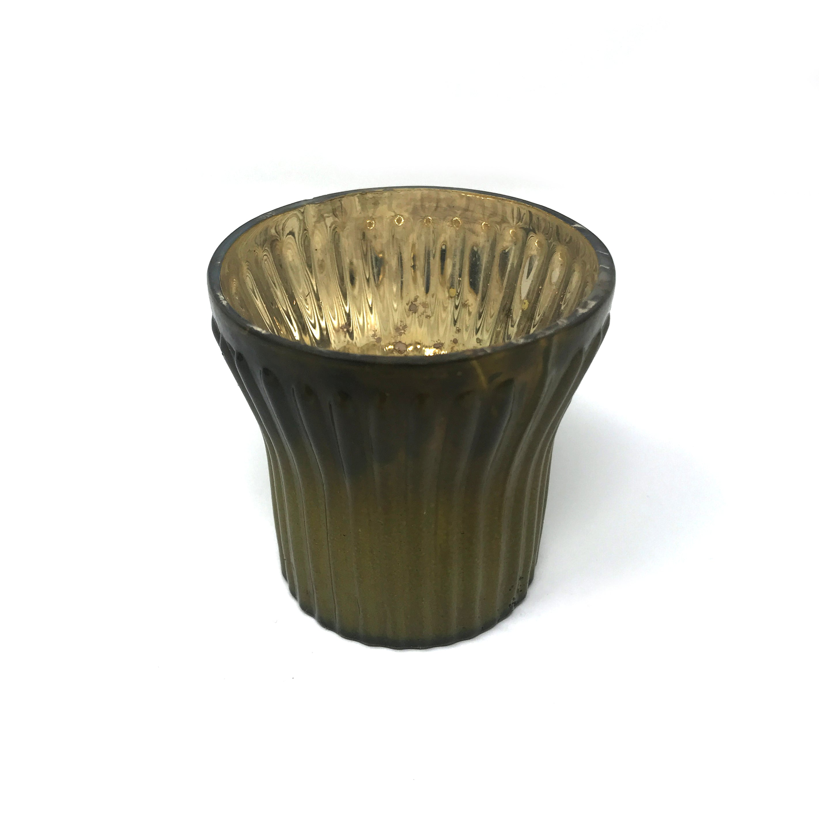 Mercury Tealight - Yellow Green