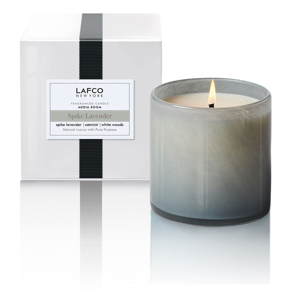 Lafco Signature 15.5oz Candle - Spike Lavendar