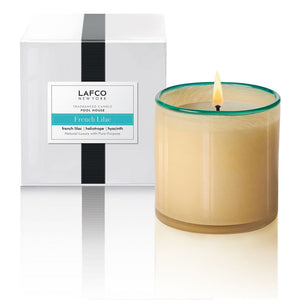 Lafco Signature 15.5oz Candle - French Lilac