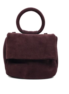 Monserat De Lucca - Bautista Mini Crossbody Suede