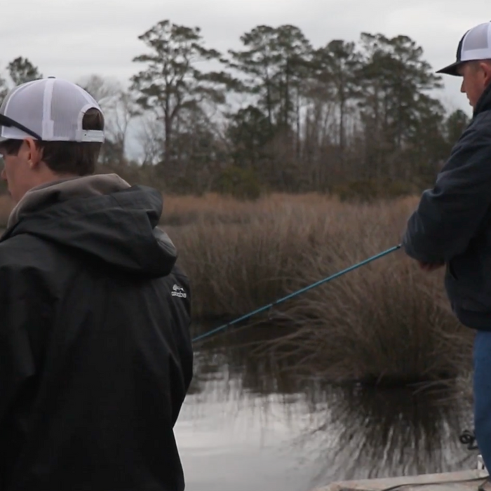 LURE VS LURE EPISODE 2- GULP VS Z-MAN- SPECKLED TROUT EDITION