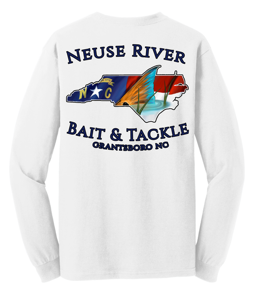 NC Drum Tail Long Sleeve Tee