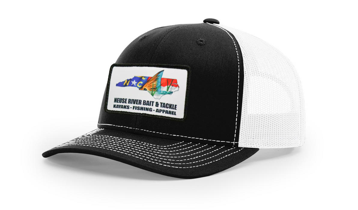 NC Drum Tail Patch Trucker Hat
