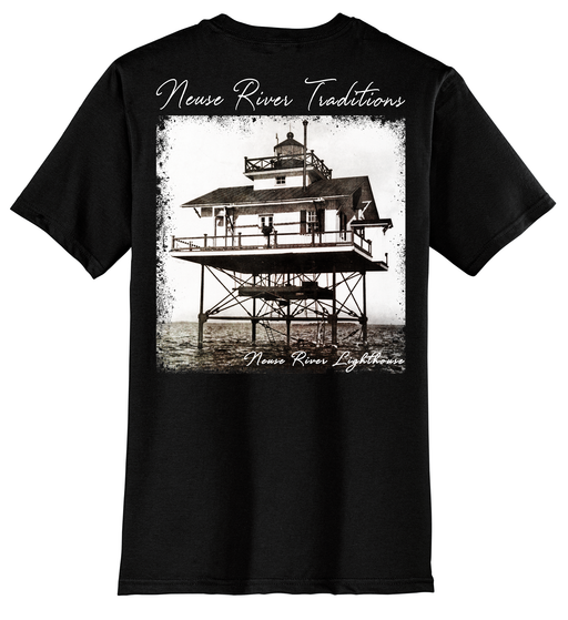Neuse River Lighthouse Tee