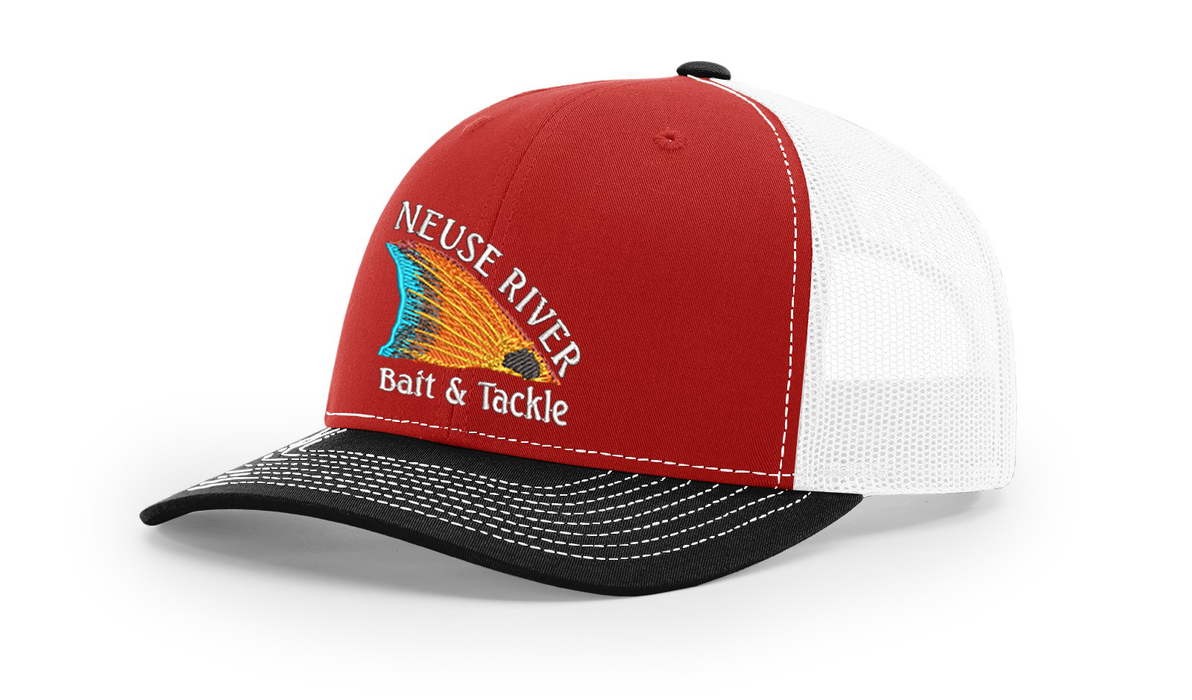 Drum Tail Trucker Hat