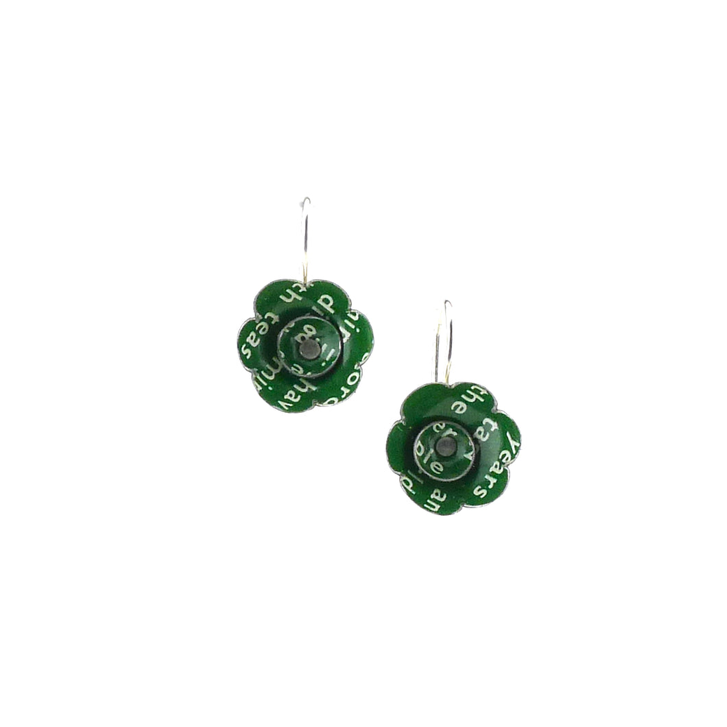 Tiny Flower Bloom Earrings