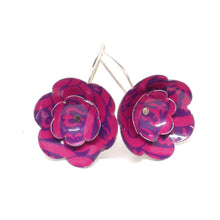 Load image into Gallery viewer, Medium Flower Bloom Earrings