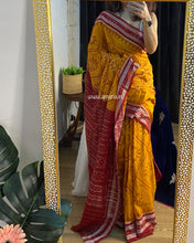 Load image into Gallery viewer, NUAPATNA IKKAT Soft cottoN SAREE