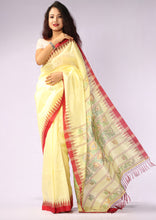 Load image into Gallery viewer, Manipur Handloom Moirangphee Mulberry Silk Saree