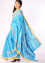 Load image into Gallery viewer, Manipur Handloom Moirangphee Silk Saree