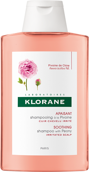 Klorane Soothing and irritating Shampoo with Peony (200ml)