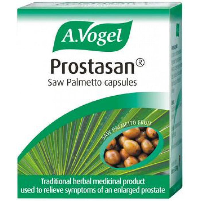 A.Vogel Prostasan Saw Palmetto Caps 30