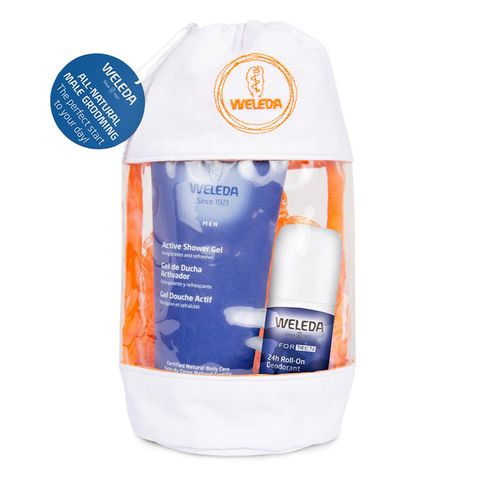 Weleda All-Natural Male Grooming Gift