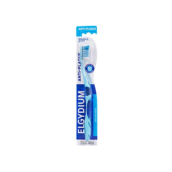 Elgydium Anti-Plaque Souple Soft Toothbrush