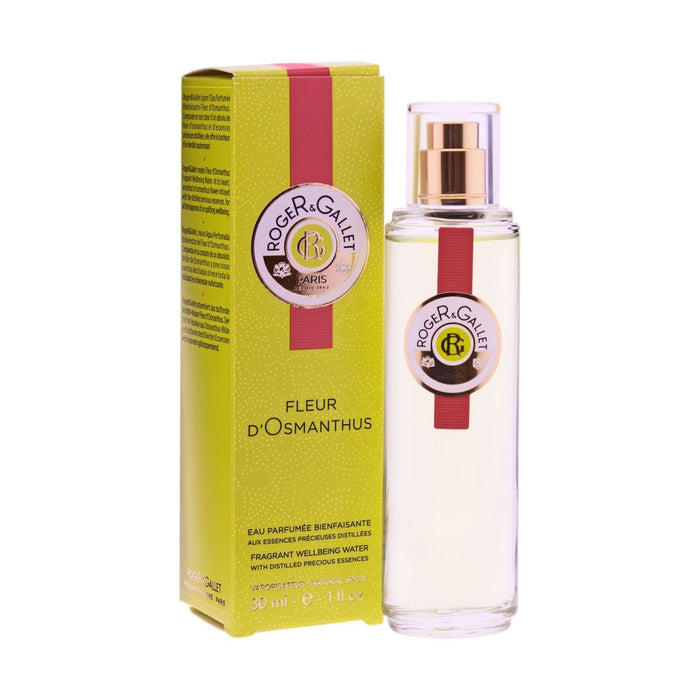 Roger & Gallet Fleur D'Osmanthus Fragrant Wellbeing Water 30ml