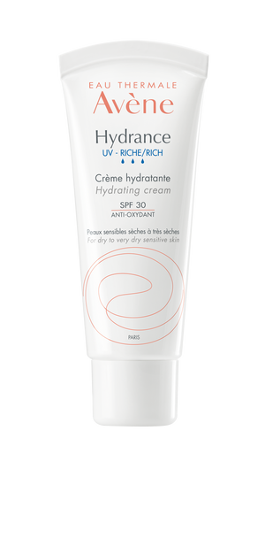 Avene Hydrance UV - Rich SPF 30 40ml