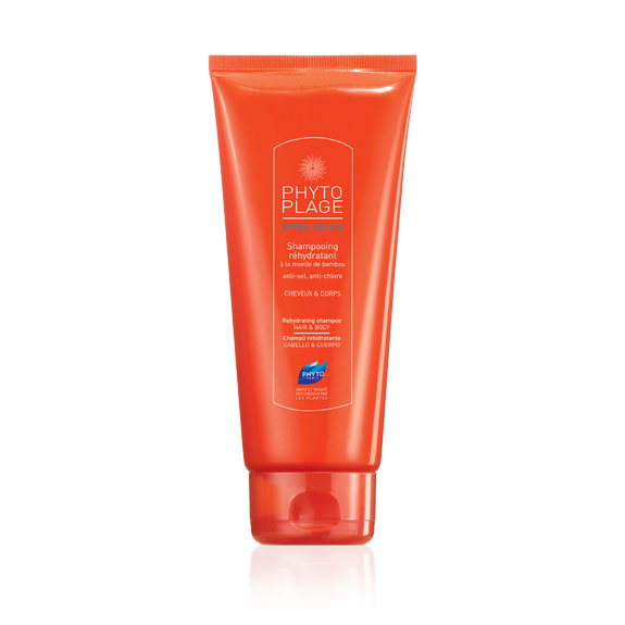 Phyto Plage Moisturizing Hair and Body Wash