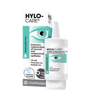 Hylo Care Eye Drops