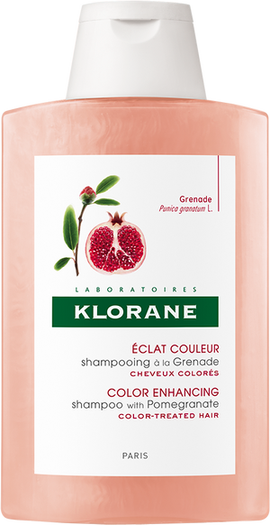 Klorane Color Enhancing Shampoo with Pomegranate (200ml)