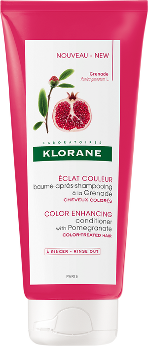 Klorane Color Enhancing Conditioner with Pomegranate (200ml)