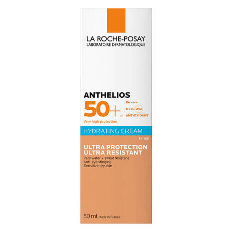 La Roche Posay Anthelios Hydrating Cream Tinted SPF50+