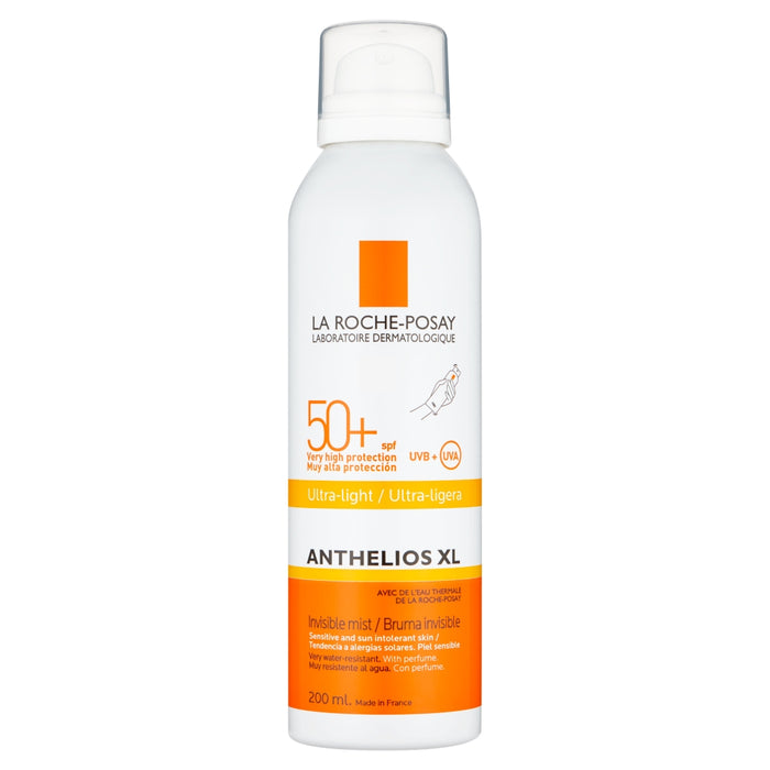 La Roche-Posay Anthelios XL Ultra-Light Body Mist SPF 50+ 200ml