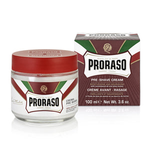 Proraso Pre Shave Cream NOURISHING (100ml)