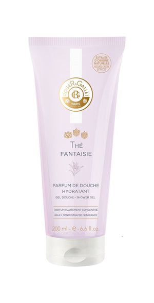 Roger and Gallet Fantaisie bath and Shower Gel 200ml