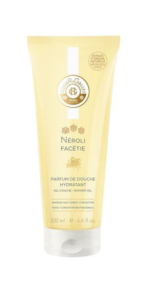 Roger and Gallet Neorli bath and Shower Gel 200ml