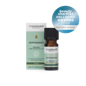 Peppermint Organic Pure Essential OIL 9ML