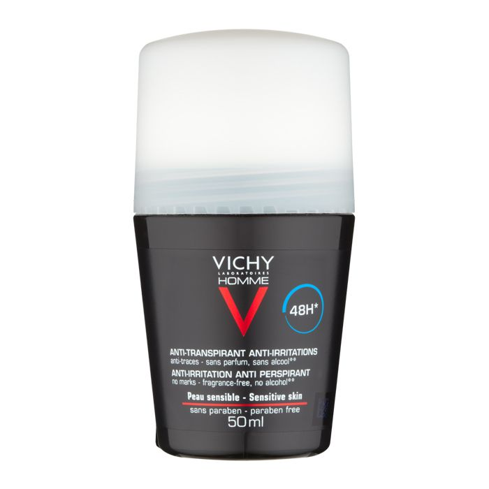 Vichy Sensitive Skin Homme 48hr