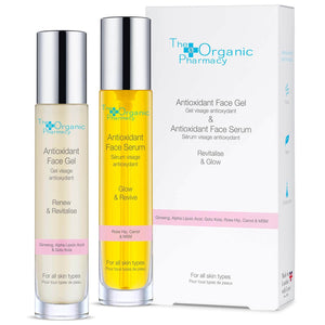 The Organic Pharmacy Antioxidant Duo
