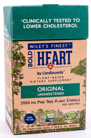 Wiley's Finest Bold Heart (30 Liq. Sachets)