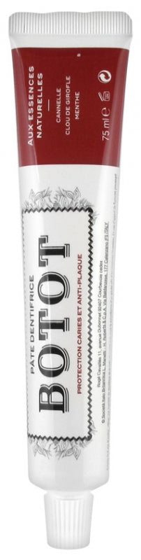 Botot Cinnamon Clove Mint (75ML)