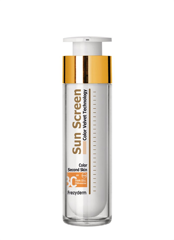 Frezyderm Tinted Sun Screen Color Velvet Face Spf 30
