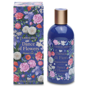 L'erbolario Dance of Flowers Shower Gel (250ml)