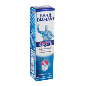 Email Diamant Double Blancheur Toothpaste 75ml