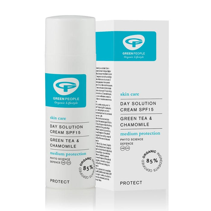 Green People Day Solution Cream SPF15 50ML