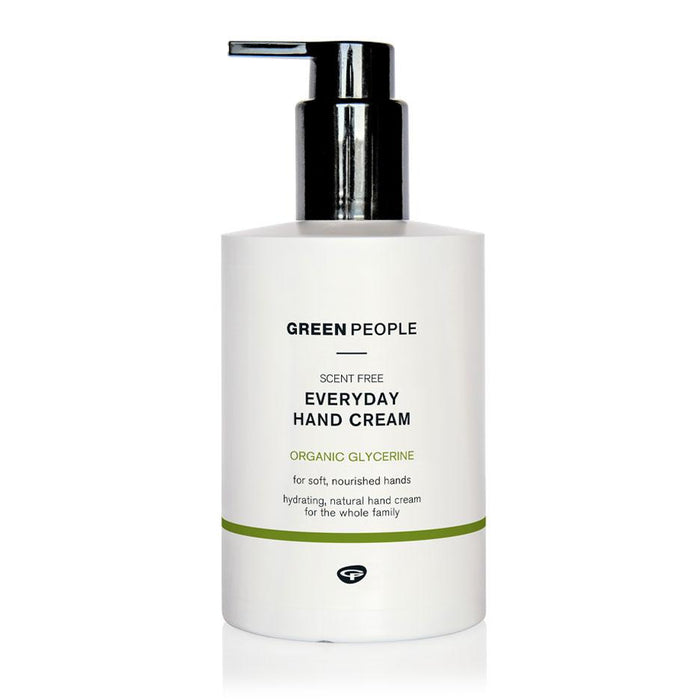 Green People EveryDay Scent free Hand Cream (  300 ml )